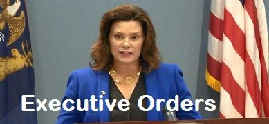Governor Gretchen Whitmer EXEC ORD